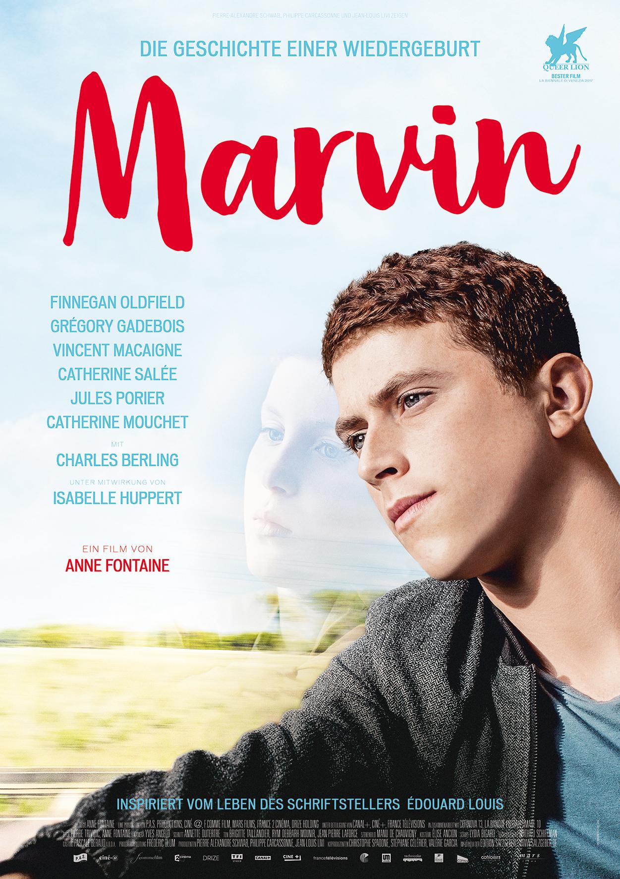Marvin OmU (DVD)