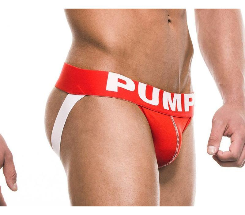 PUMP 15003-01 red S Jock