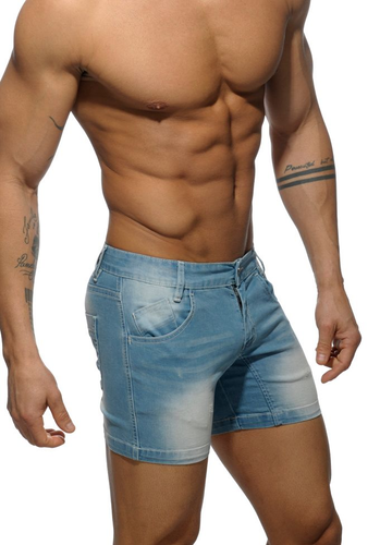 AD 530 blue 30 Short Jeans
