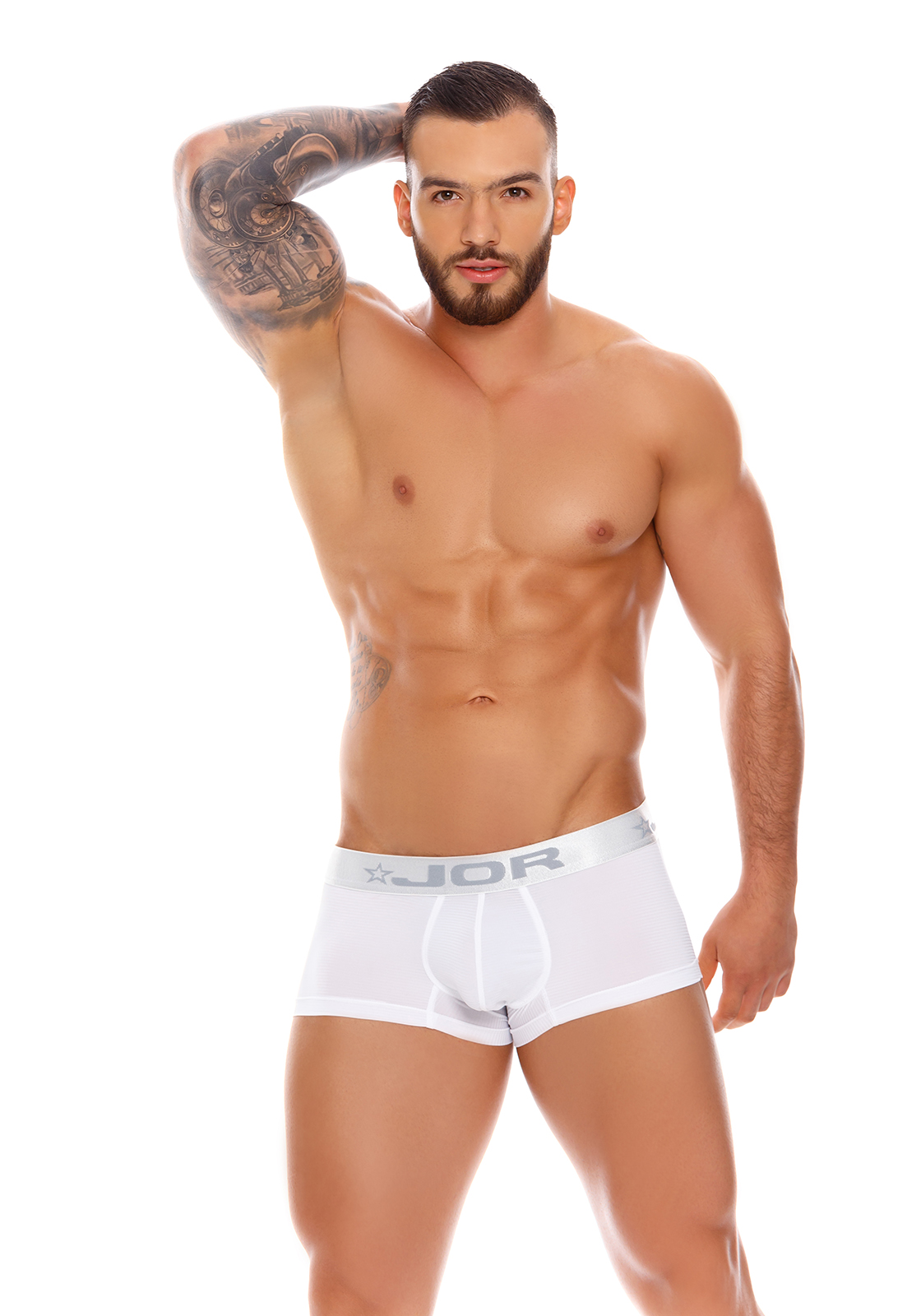 JOR Boxer Odeon | White