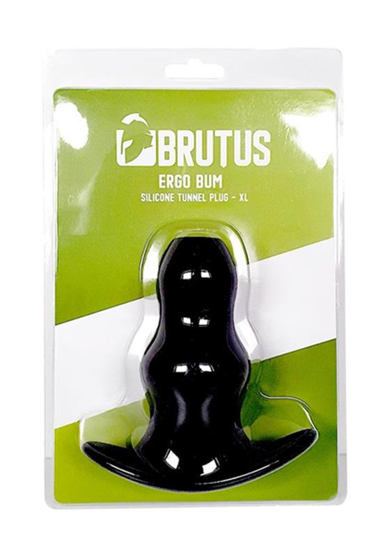 Brutus: Ergo Bum Silicone Tunnel Plug XL Ø 63 mm