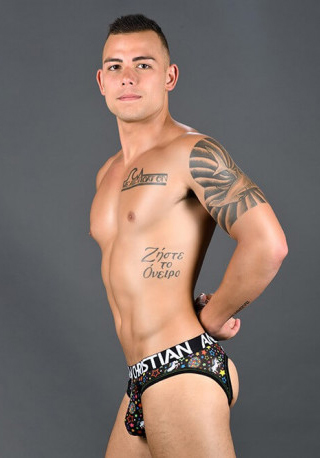 Andrew Christian Disco Unicorn Jock