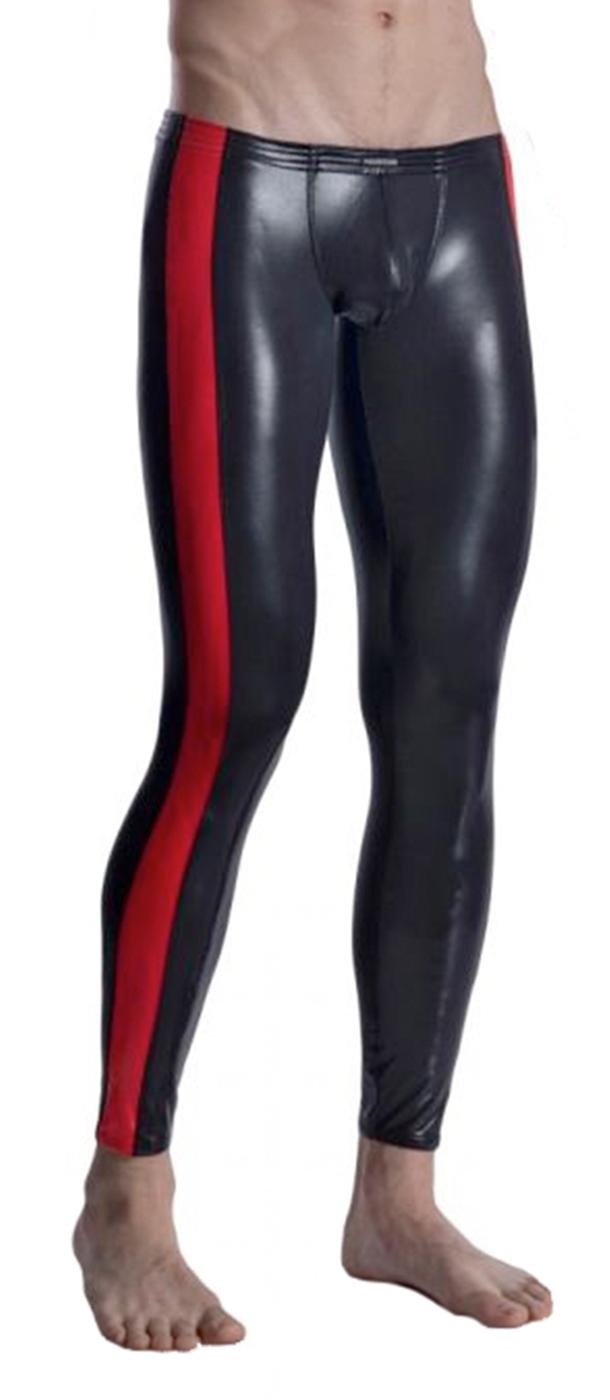 MS M2004 black/red XL Bungee Leggings