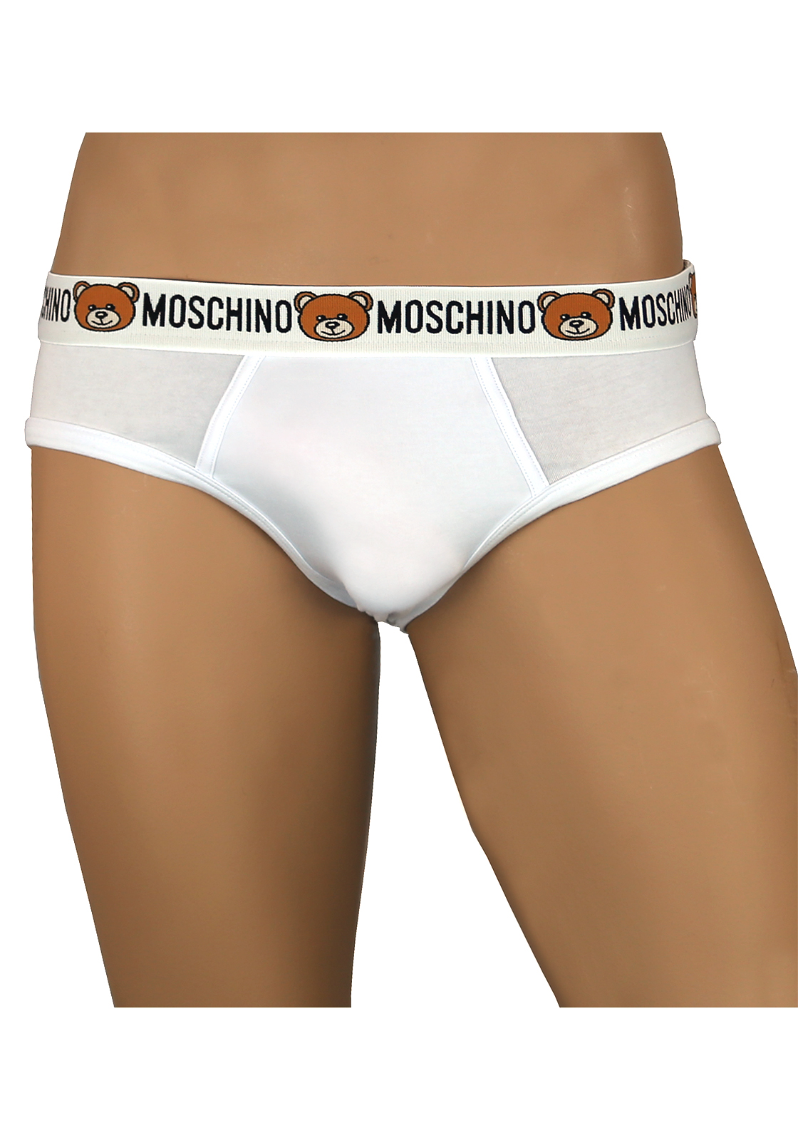 Moschino Brief Underbear | White