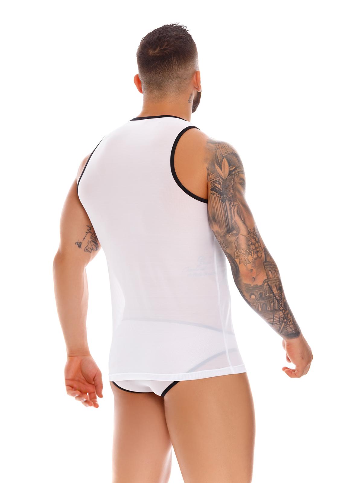 JOR Tank Top Skin | White