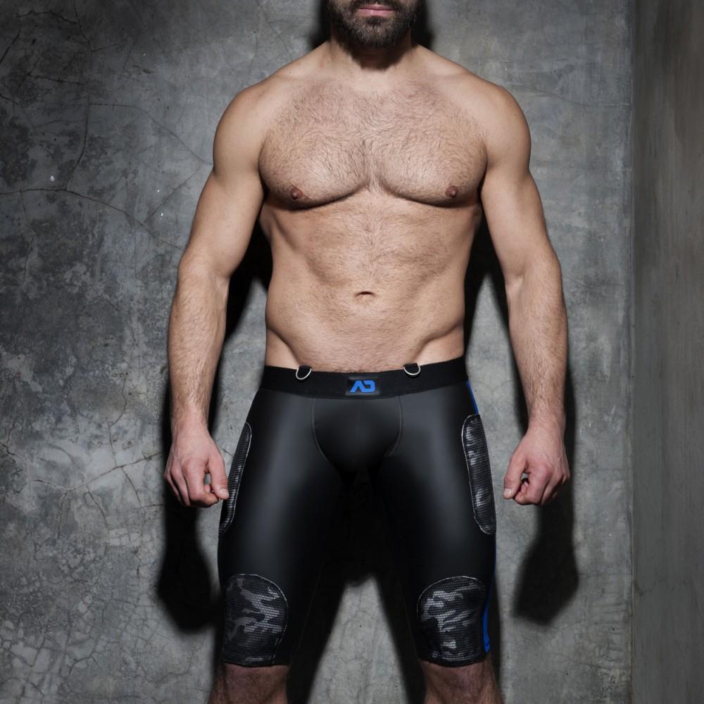 Addicted F75 Camo Mesh Shorts