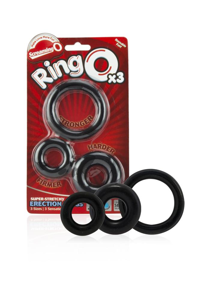 Screaming O: RingO x3 - Cockring