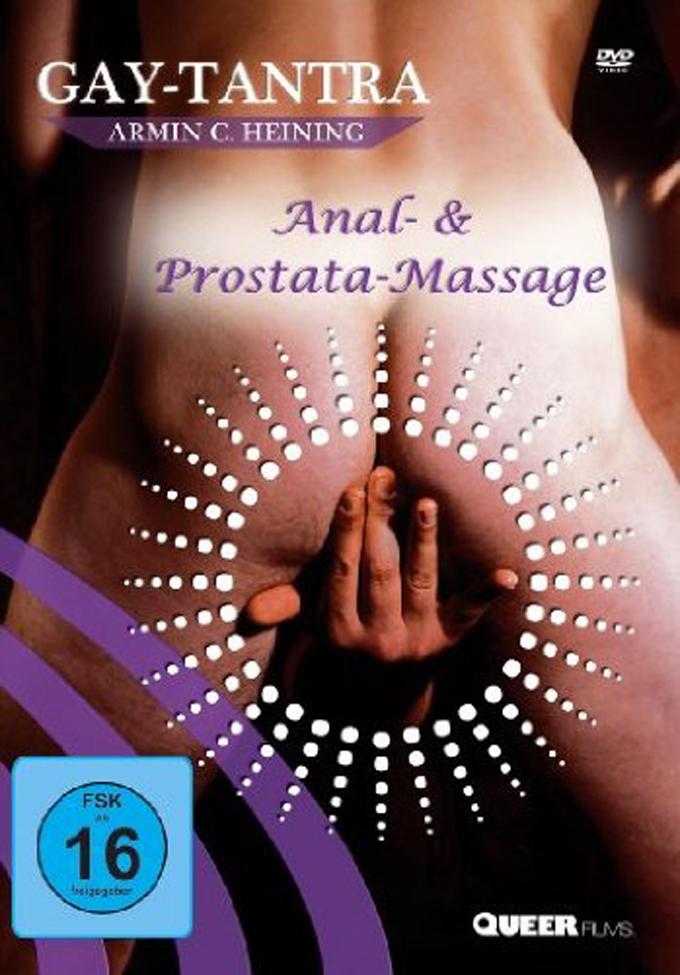 Gay Tantra: Anal- und Prostata-Massage