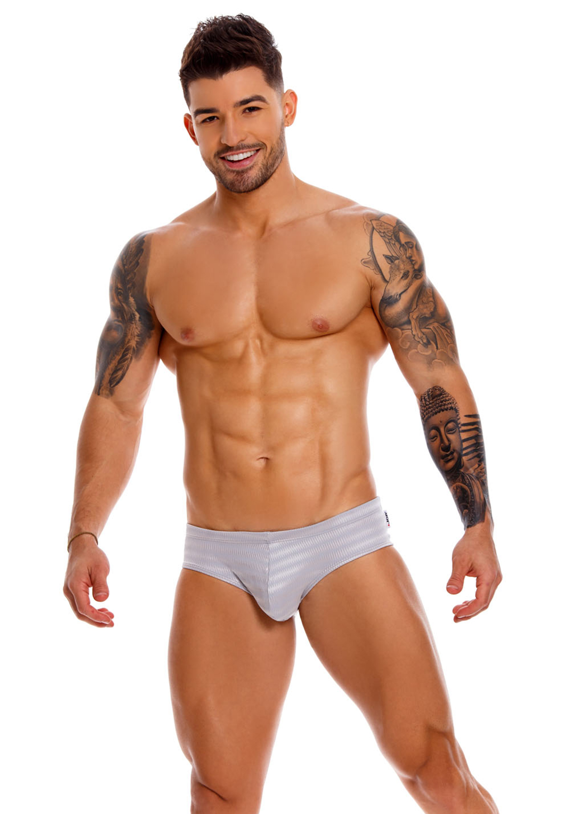 JOR Swim Brief Glow | Silver