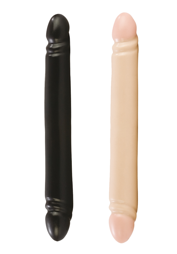 Smooth Double Dong 30 cm - Doppeldildo