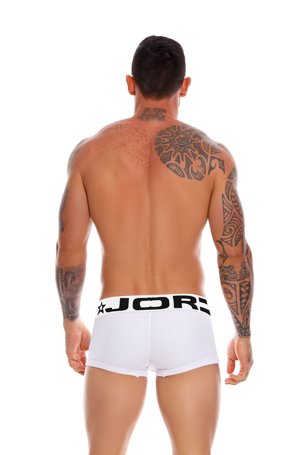 JOR Boxer Arizona | White