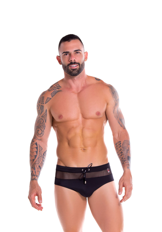 JOR Swim Brief Mesh