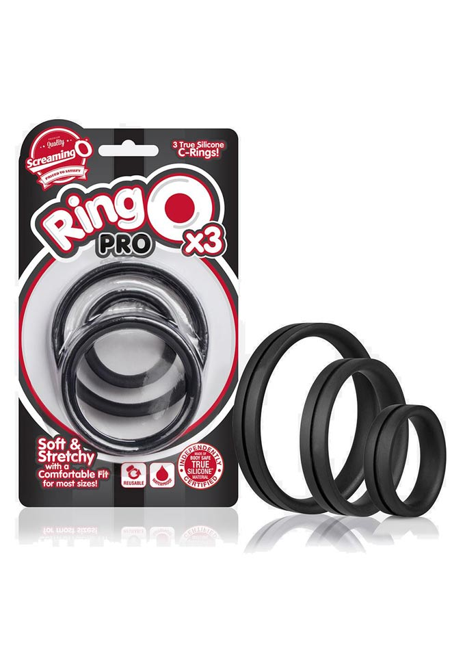 Screaming O: RingO Pro x3