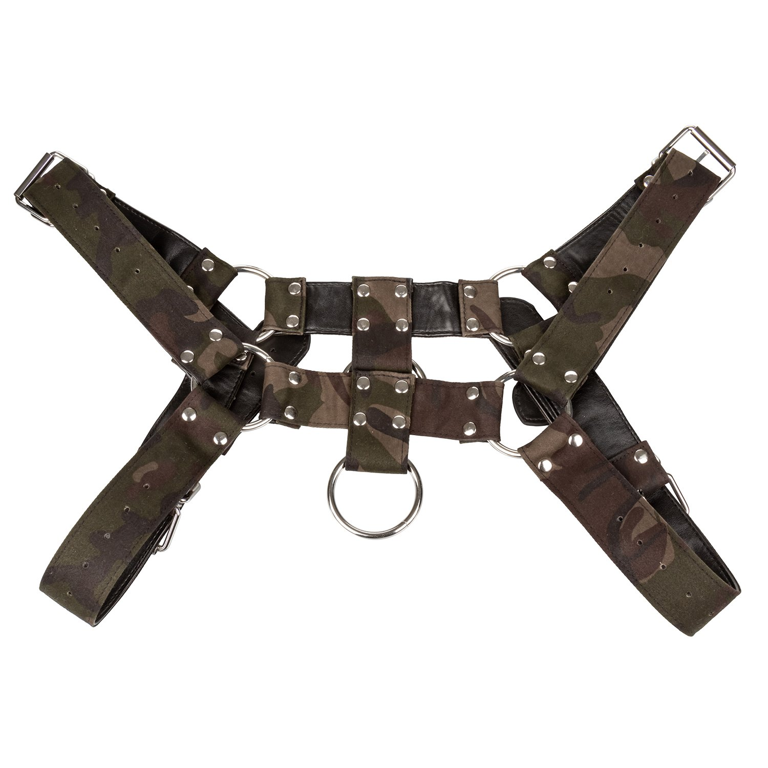 COLT: Camo Chest Harness