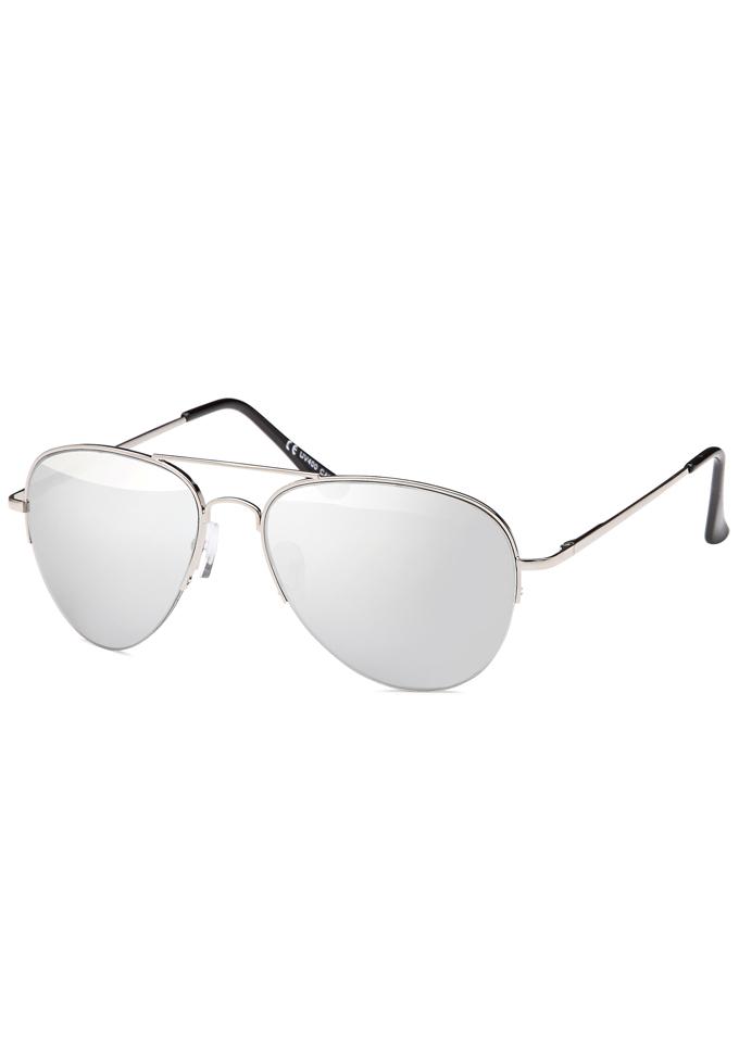 Sonnenbrille B701 silver