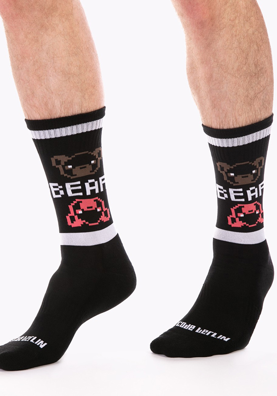 Barcode Berlin 91630 Gym Socks Big Bear