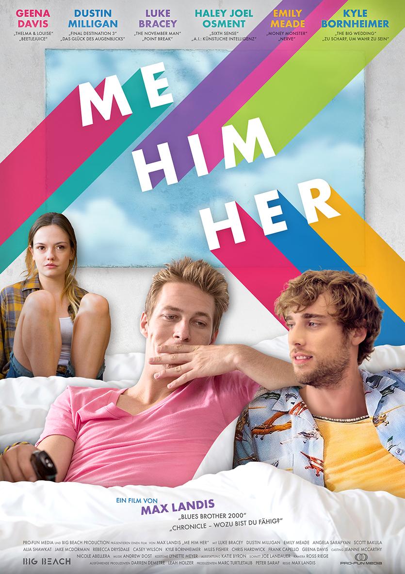 Me Him Her (DVD)