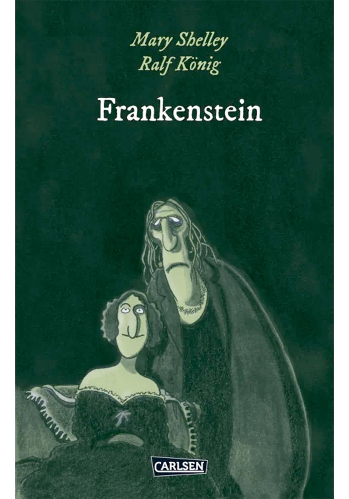 Ralf König | Frankenstein