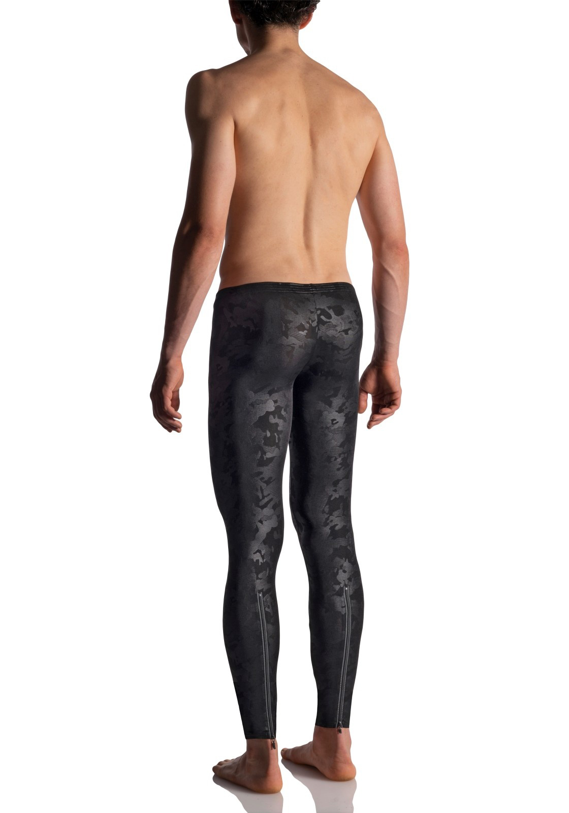 MANSTORE M950 Zipped Leggings