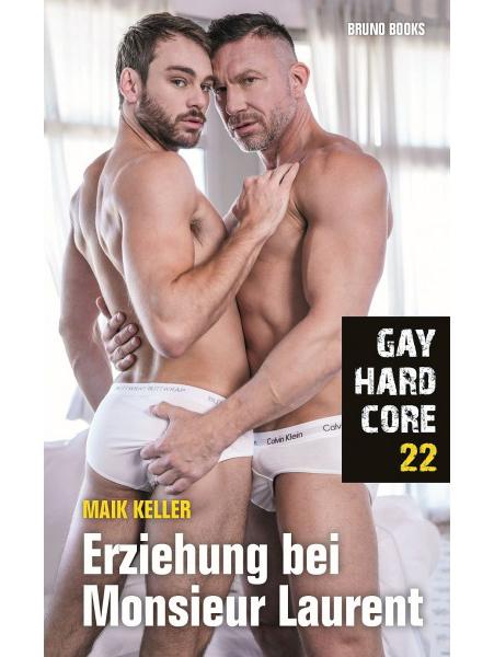 Maik Keller | Gay Hardcore 22: Erziehung bei Monsieur Laurent