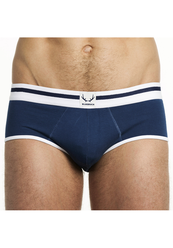 Bluebuck Nautical Binding Brief