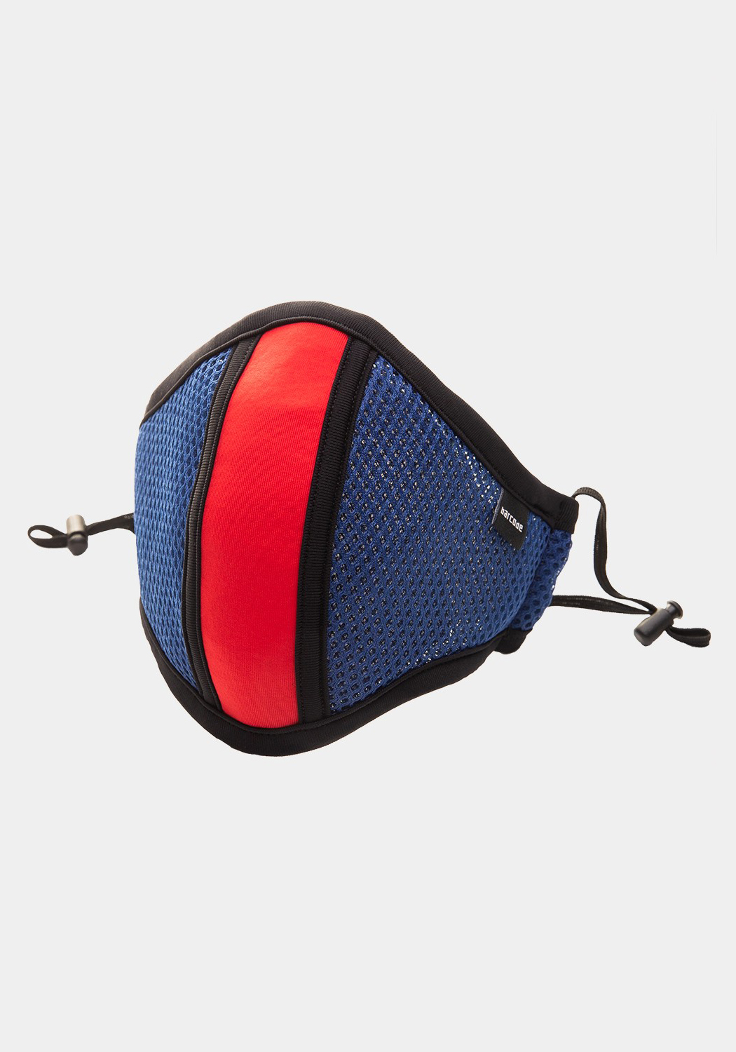 Barcode Berlin Mask Lieutenant Skyler | Blue/Red