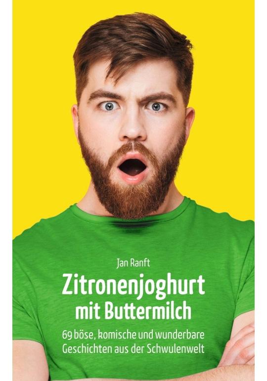 Jan Ranft | Zitronenjoghurt mit Buttermilch