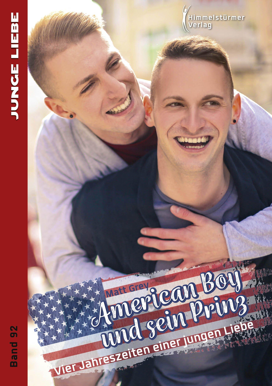 Matt Grey, American Boy und sein Prinz