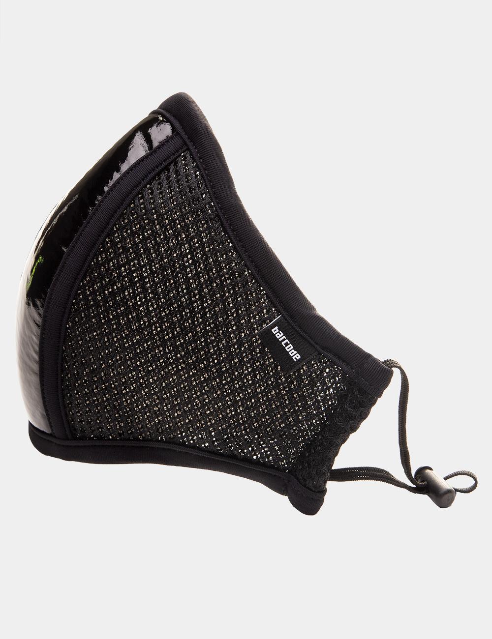 BC 91807 black-shinie OS Mask Lieutenant Skyler