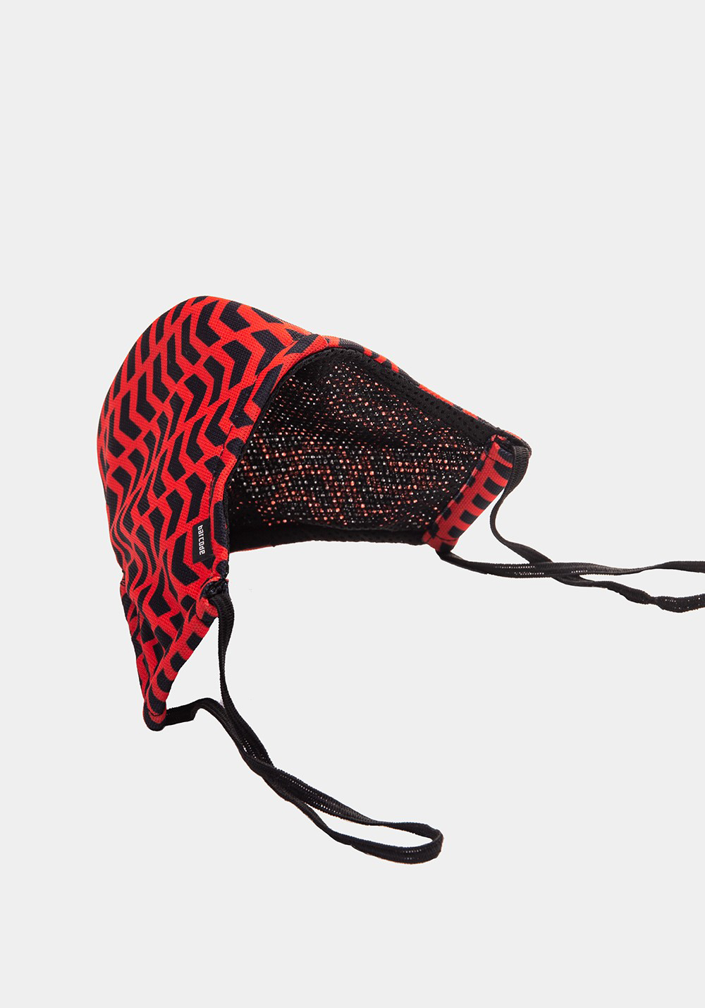 Barcode Berlin Mask Colonel Liam | Red/Black