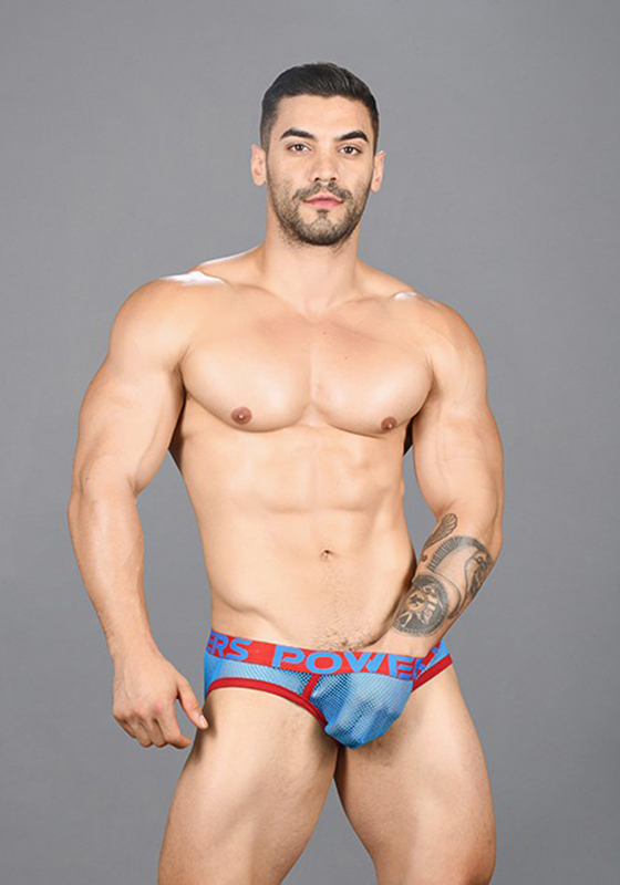 Andrew Christian Power Vers Brief