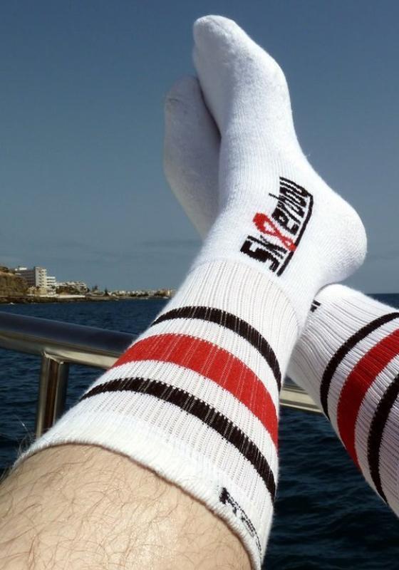 Sk8erboy: Tube Socks Onesize