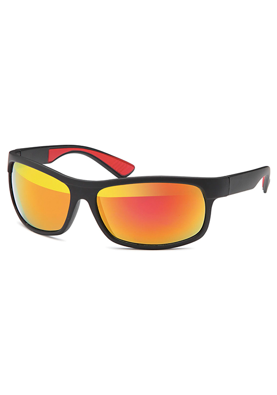 Sonnenbrille A20015 red