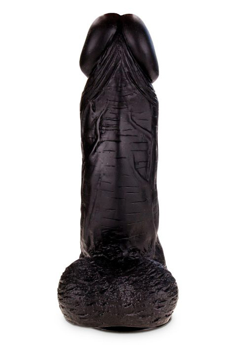 Mr. Cock: XXL Dildo 30 cm (black)