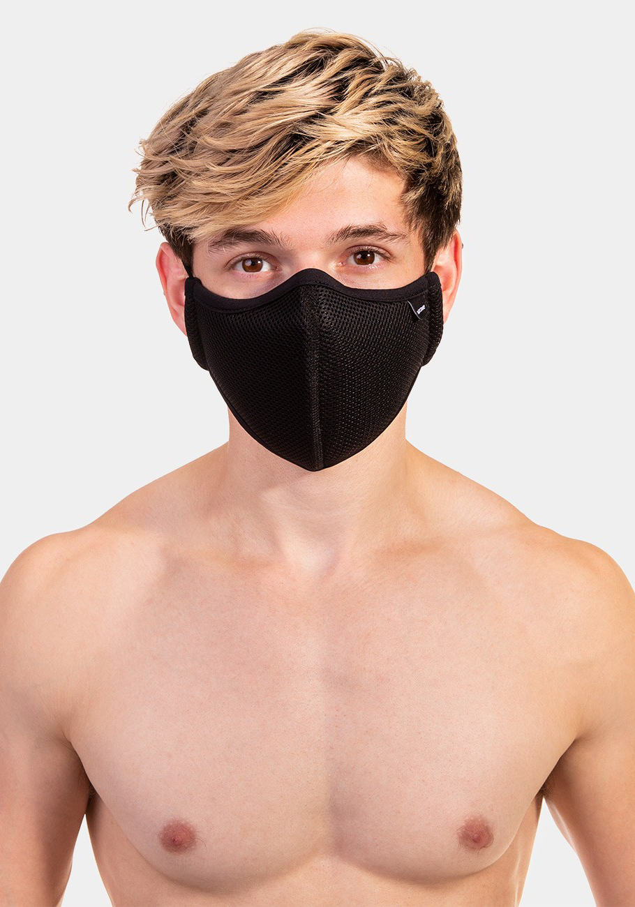 Barcode Berlin Mask Admiral Carter | Black