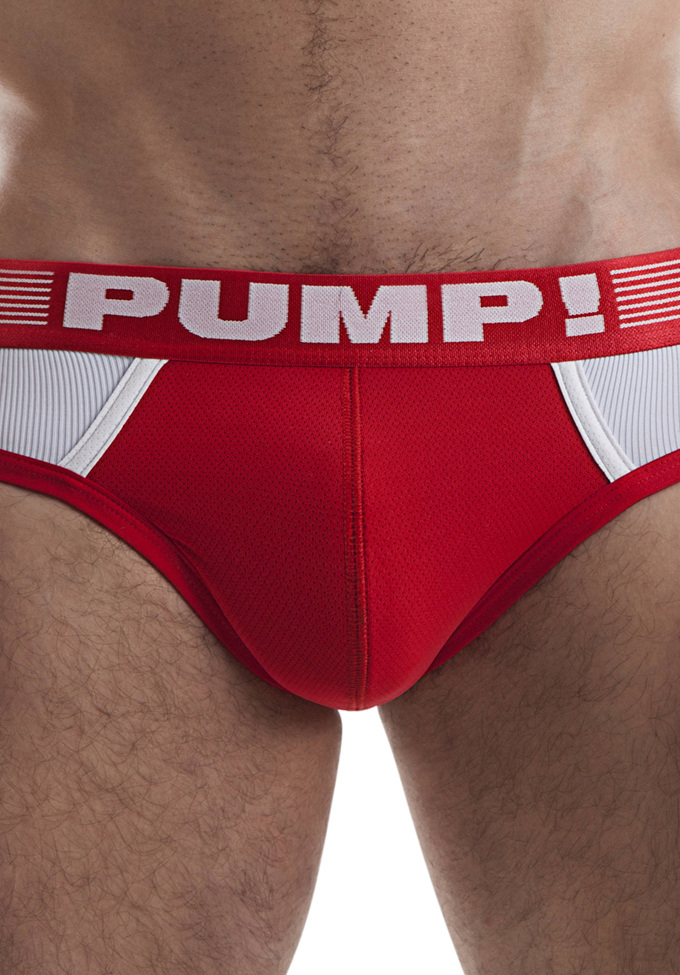 PUMP! Ribbed Brief