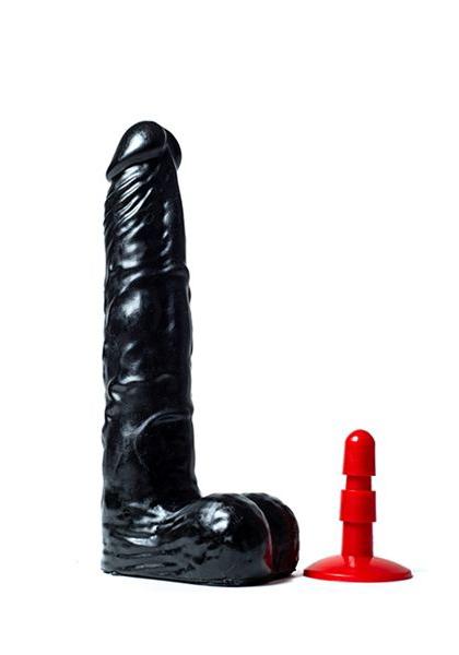 Mr. B: Fucktools Dildo Plumbing Paul (31x6 cm)