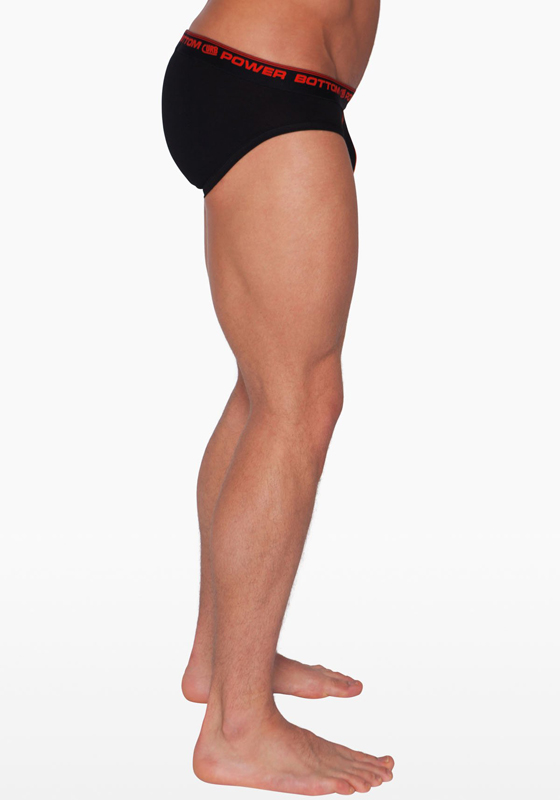 Curbwear ID010P5 Brief Power Bottom