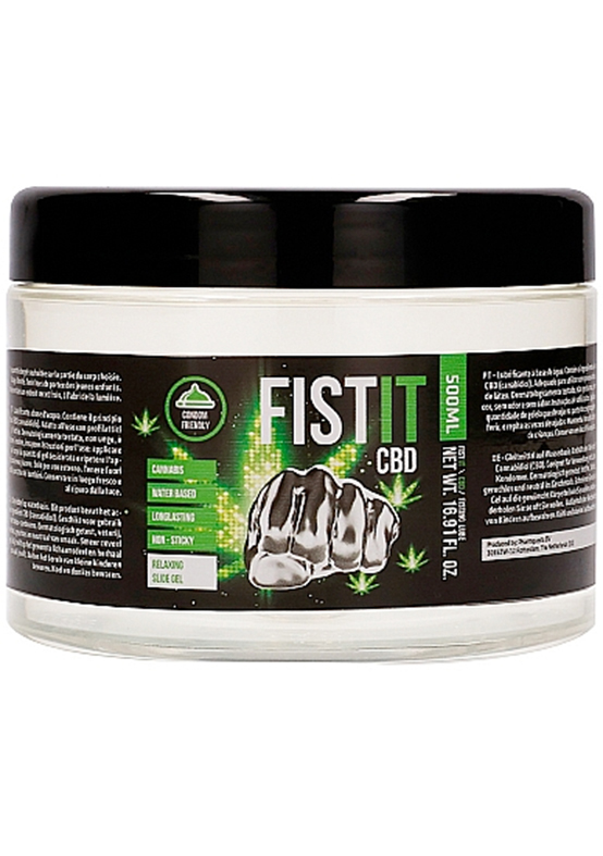 CBD Fistgel 500 ml