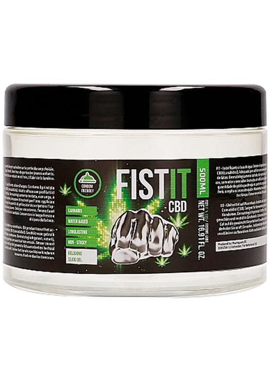 CBD Fistgel 500 ml
