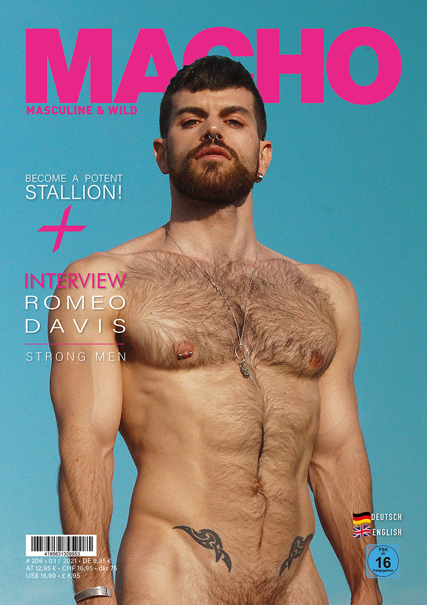 Macho Magazin #206