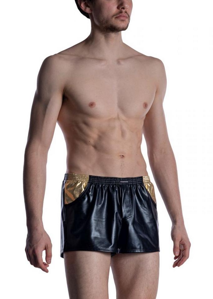 MANSTORE Grope Shorts | Black
