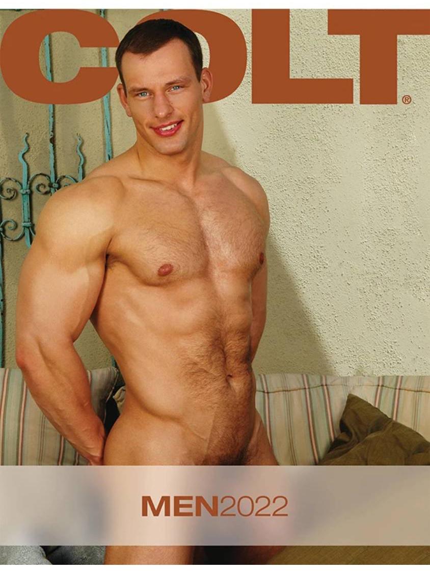 Colt Men Kalender 2022