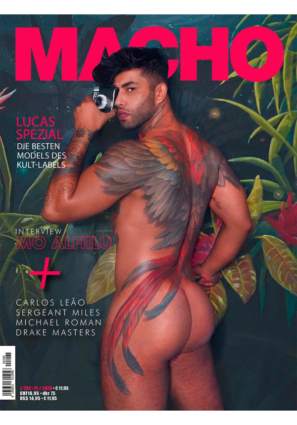 Macho Magazin #202