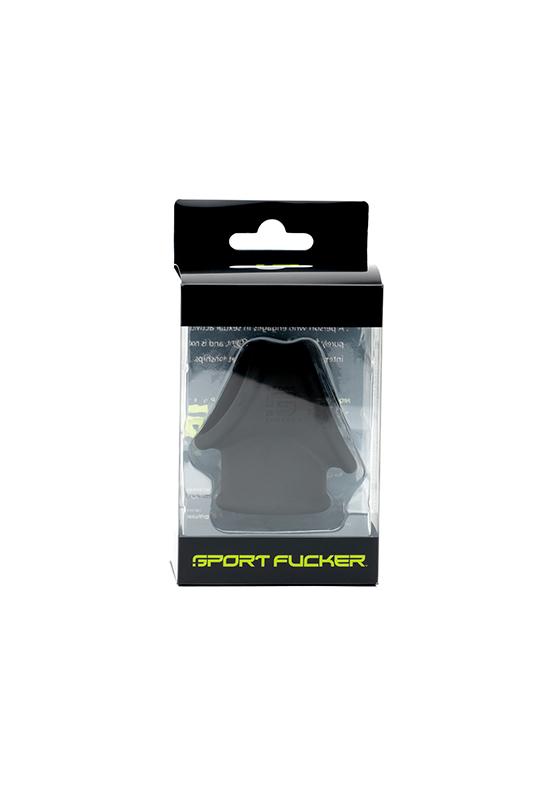 Sport Fucker: Silicone Cock Tube (black)