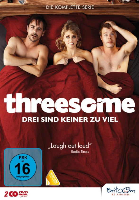 Threesome - Drei sind keiner zuviel (2 DVDs)
