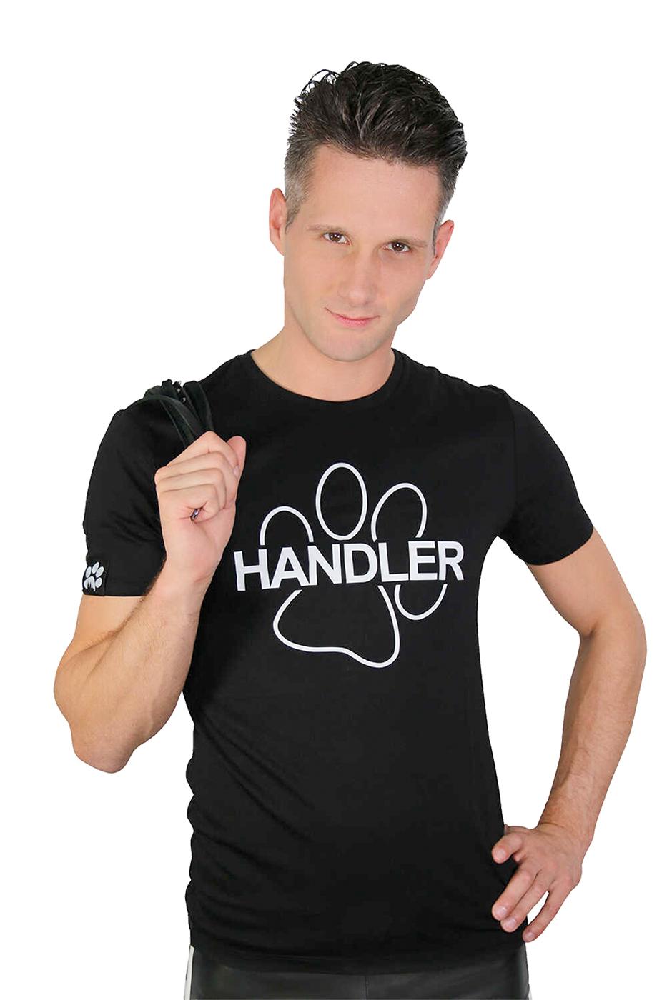 Puppy T-Shirt Handler