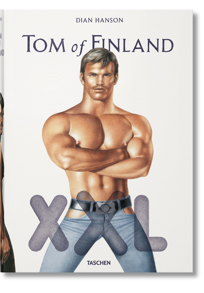 Hanson, Tom of Finland XXL (HC)