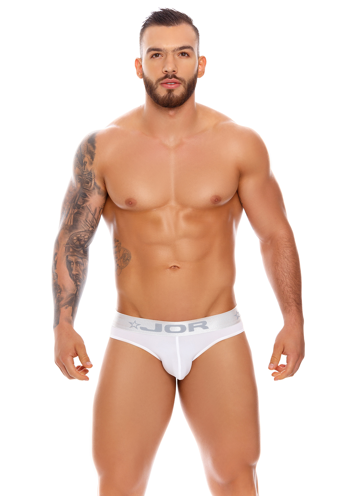 JOR Brief Odeon | White