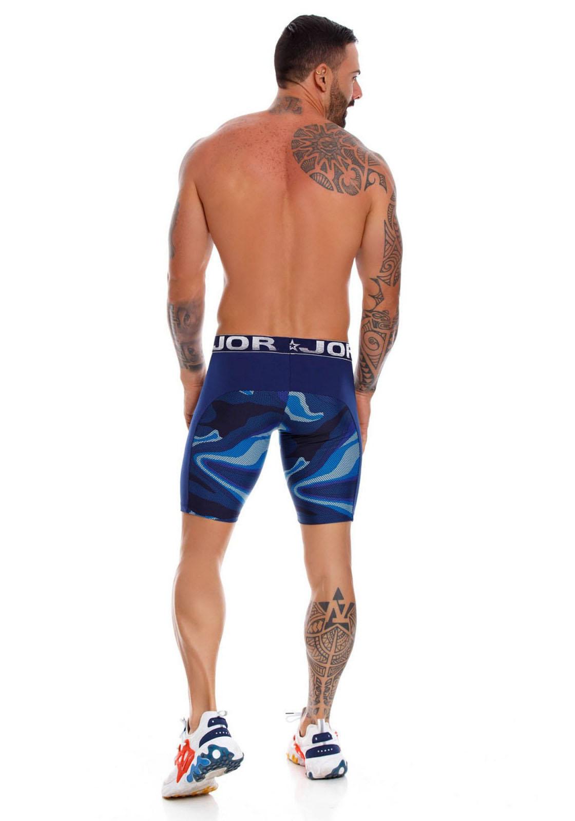 JOR Short Pant Action | Blue